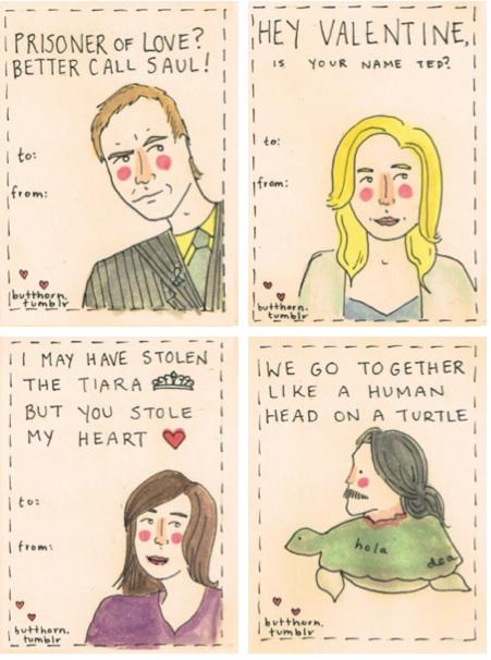 Diy Valentine S Day Cards