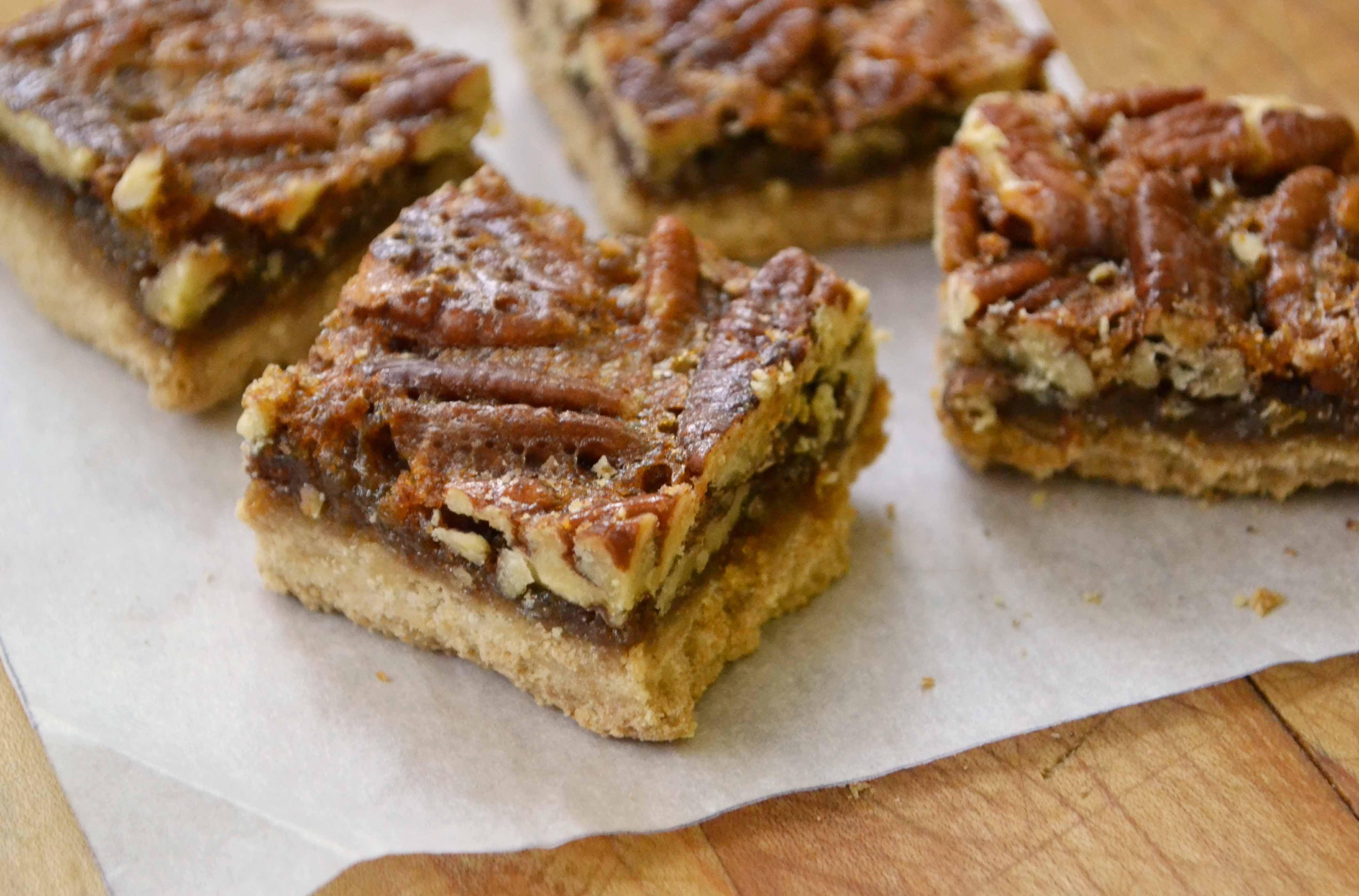 Eat Pecan Pie With Less Guilt